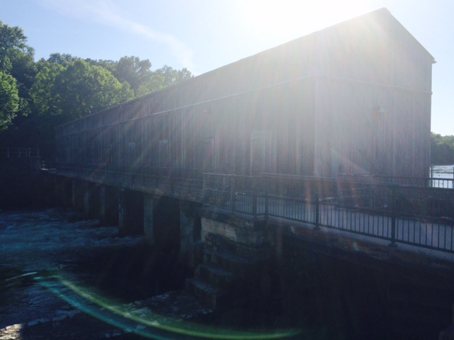Covered Bridge Dam