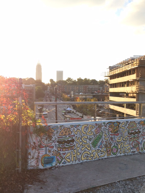 Atlanta Beltline bike path